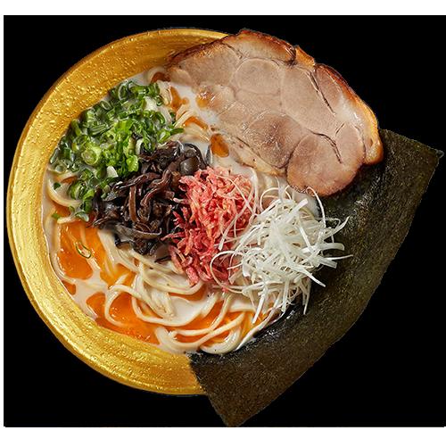 Ramen at Japanese Restaurant Chain